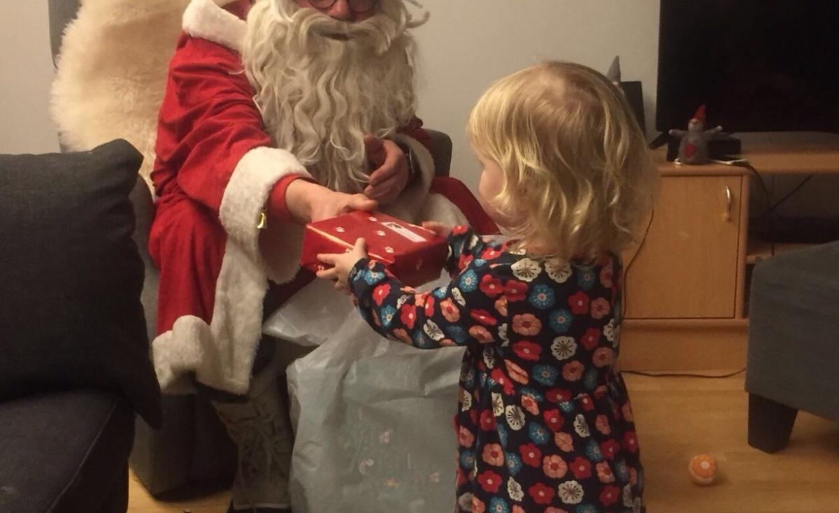 Luukku 11: Hollanninsuomalaisen joulumuistoja